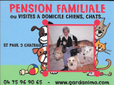 Gardanimo Pension & Education Canine
