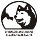 Of Henson land's wolves