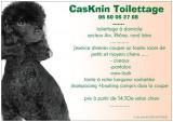 CasKnin Toilettage
