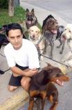 Canada -  Mario Perez : le « confident des chiens » de l'île