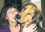 Canada - La femme qui parle aux chiens