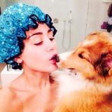 Miley Cyrus a repris goût à la vie grâce à Emu.