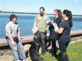 Canada - Montérégie : un caniparc accessible à Chambly
