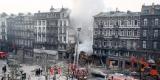 Belgique :  Intervention rue Léopold à Liège  (29-30-31 janvier 2010)
