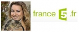 Les animaux à l'honneur sur France 5 avec Laetitia Barlerin