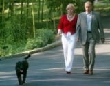 Suisse - Le labrador a tout pour plaire aux chefs d'Etat