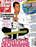Christophe Dechavanne : son chien est plus célèbre que lui!