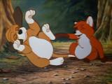 Rox et Rouky, l'histoire d'une amitié impossible