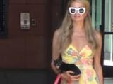 Paris Hilton ne quitte jamais ses chers toutous