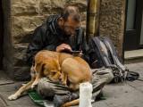 A Paris, une péniche accueille les sans-abri et leur chien