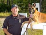 Devenir maître-chien policier
