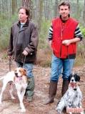 LE PORGE. La 18 édition du Field-Trial sur faisans s'est déroulée sur les terrains de l'ACCA