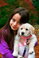 Offrir un animal à un enfant
