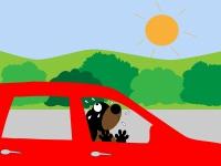 La surchauffe en voiture