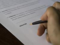Le contrat ou l'attestation de vente du chien