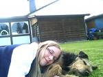 Chien Nelli - Airedale Terrier Femelle (12 ans)