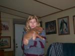 Chien daizy - Bouledogue américain Femelle (1 mois)